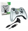 Джойстик Xbox 360 Limited Edition + Play&Charge kit