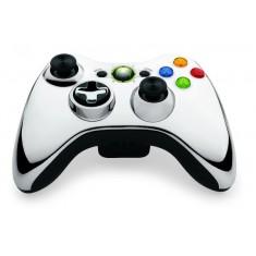 Джойстик Xbox 360 Slim Chrome Series