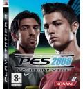 Pro evolution soccer 2008 (PES 2008)