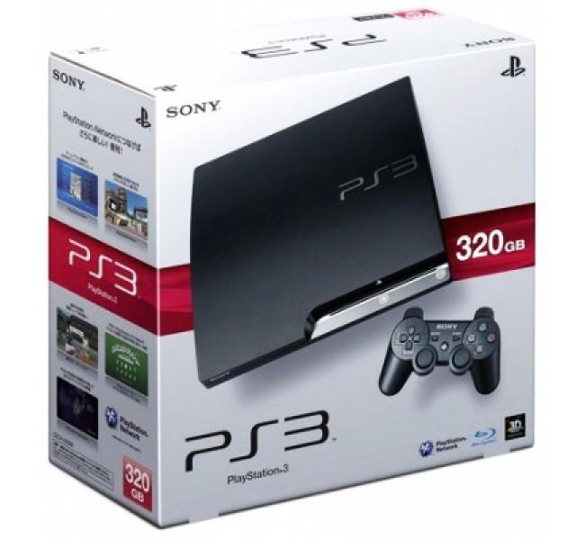 Перепрошивка Sony Playstation 3