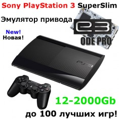 Sony PS3 SuperSlim 12-2000Gb (E3 ODE PRO)